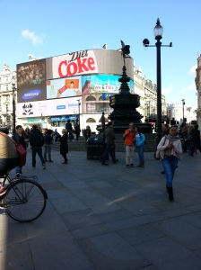 Piccadilly, Regents street, London